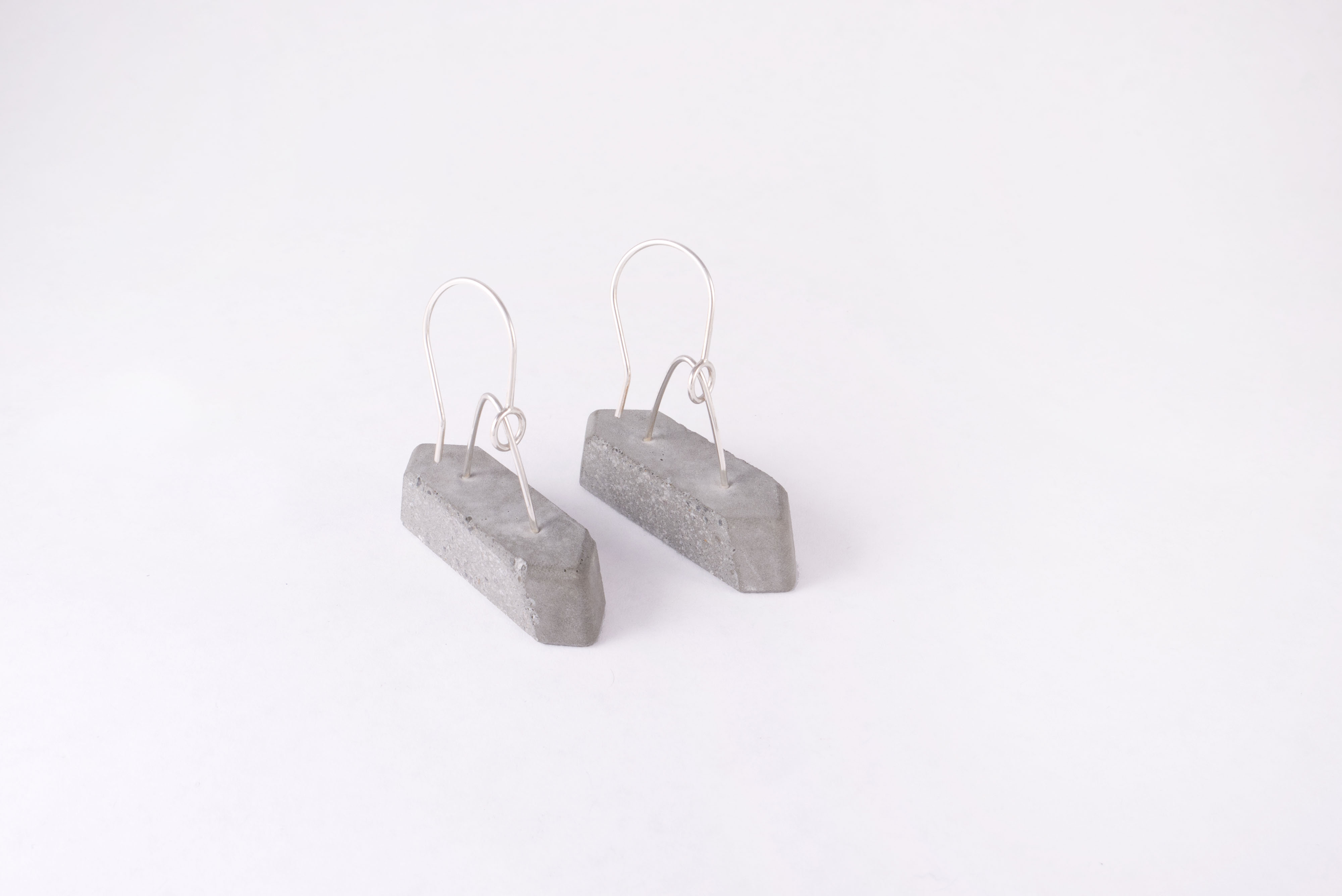 Michael Ruta Concrete Jewelry