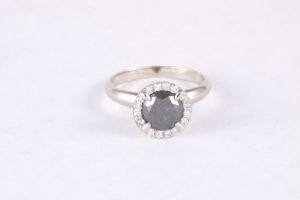 Michael Ruta Custom engagement ring