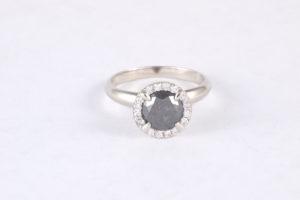 Michael Ruta Custom engagement ring